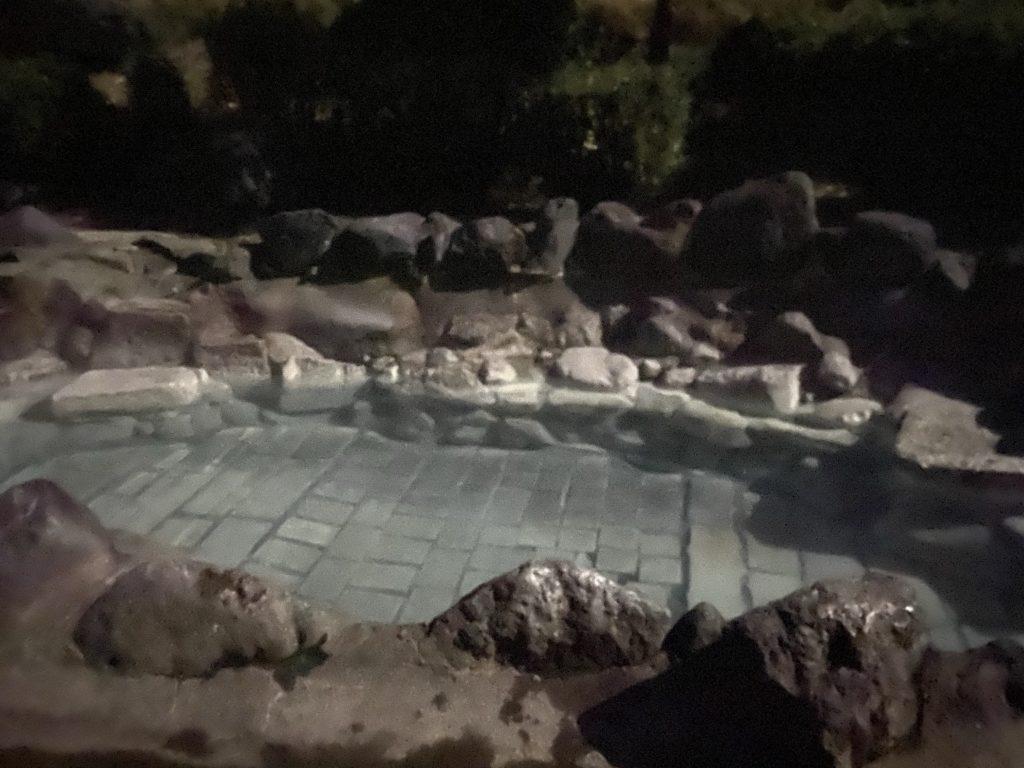 別府温泉にある鶴の湯を撮影した写真